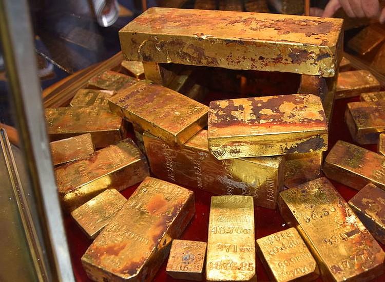 Citibank podría vender oro venezolano que mantiene en garantía