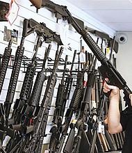 RÁFAGAS. Estados Unidos ha consolidado aún más su posición como primer suministrador de armas mundial.