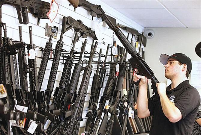 El gran abastecedor de armas