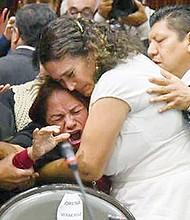 Detienen a sospechoso del asesinato de hija de congresista Medel