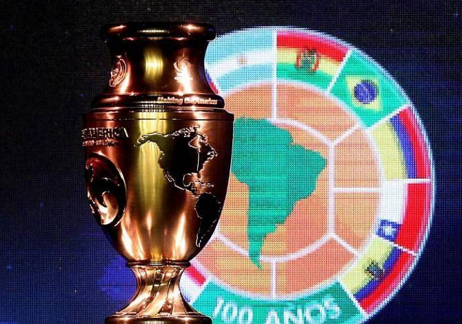 Éstas fueron las críticas a la Copa América Colombia Argentina 2020