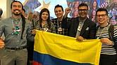 COLOMBIA - Los profesores Alexander Rubio, Katerine Franco, Luis Emiro Ramírez y Luis Miguel Bermúdez representarán al país en el Global Education & Skills Forum en Dubai.