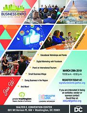 Flyer con más info sobre el evento
