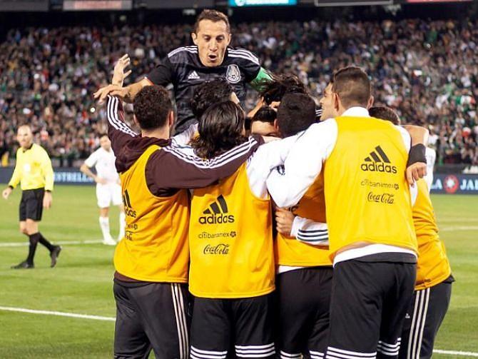 FÚTBOL. México se impuso en San Diego