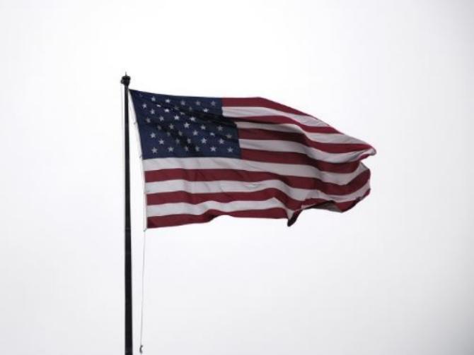 CIUDADANÍA. Foto de la bandera de Estados Unidos