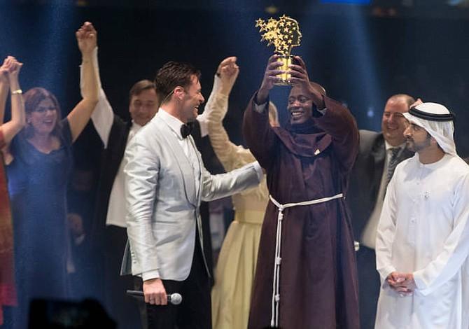 Africano gana el premio como mejor profesor del mundo