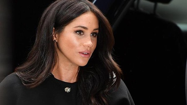 SHOW.  La duquesa de Sussex, Meghan Markle
