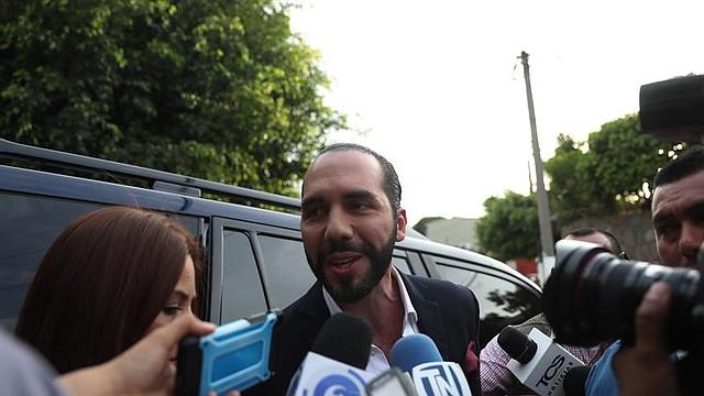 POLÍTICA. Presidente electo de El Salvador, Nayib Bukele