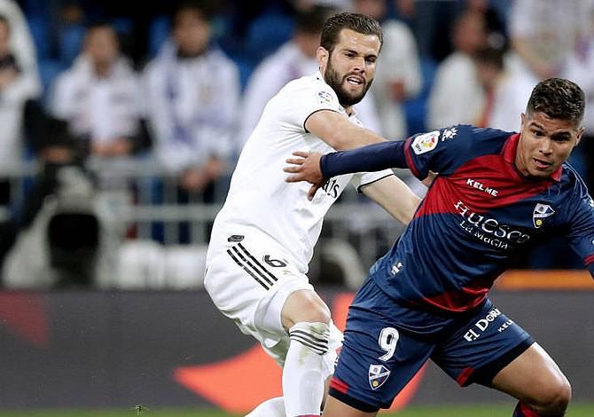 VIDEO   Gol del Cucho Hernández al Real Madrid con el que hace historia