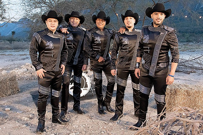 Bronco lanzará nuevo disco en mayo
