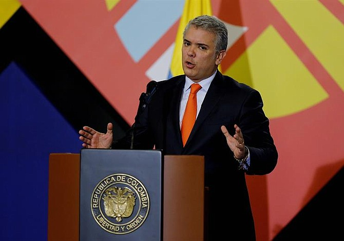 Iván Duque oficializó candidatura de Colombia para ser sede de la Copa América 2020