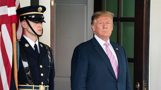 POLÍTICA. Presidente de los Estados Unidos, Donald J. Trump