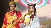 VÉALOS EN VIVO. Han pasado casi 28 años desde que Héctor Buitrago y Andrea Echeverri formaron Aterciopelados. Hoy son una banda referente del rock colombiano y latinoamericano.