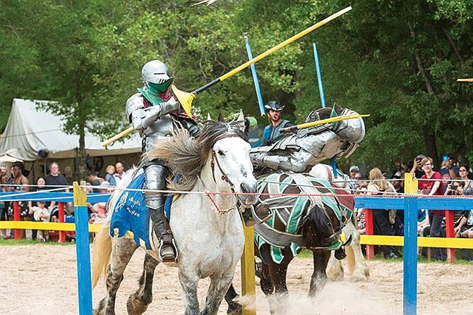 Sherwood Forest Faire  una aventura medieval