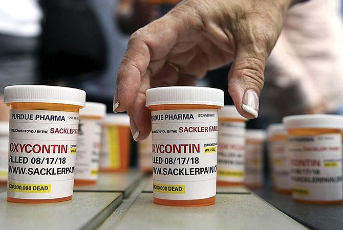 Mega demanda a Purdue Pharma