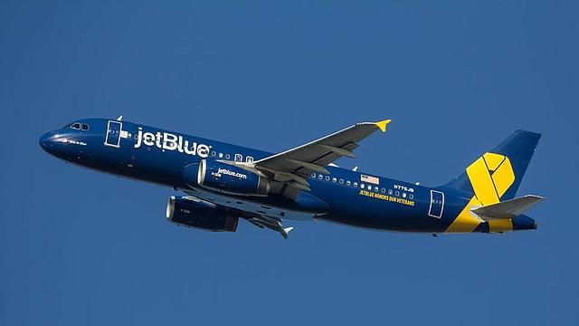 Foto: JetBlue Facebook