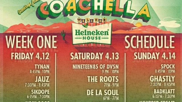 SHOW. Festival Musical de Coachella 2019