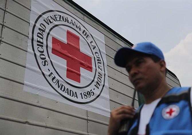 Ayuda humanitaria ingresa a Venezuela de la mano de la Cruz Roja Internacional [FOTOS]