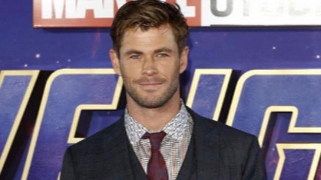 SHOW. Chris Hemsworth reveló este martes la culminación de su contrato con Marvel