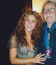 ENTREVISTA. Márquez entrevistó a Shakira cuando ella tenía 22 años, ya era un figura mundial y para él, una joven demasiado madura para su edad. Además, en su texto profetizó que esos años, serían solo el inicio de una larga y exitosa carrera.