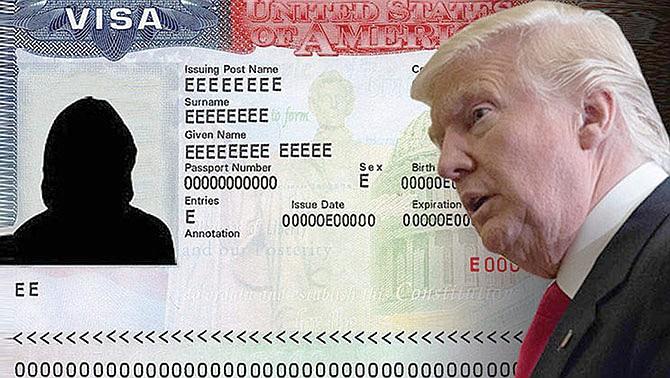 Acciones contra inmigrantes que dejen vencer sus visas