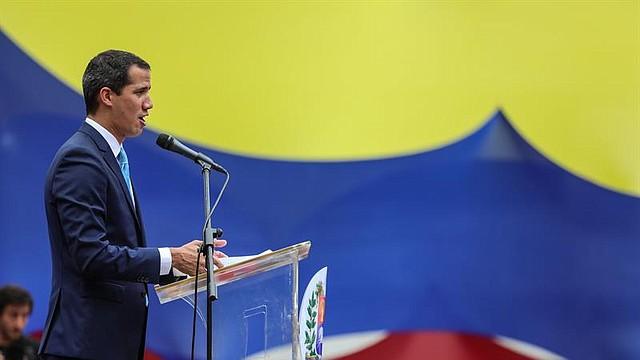 MOVILIZACIÓN. El también presidente de la Asamblea Nacional, insistió en la importancia de consolidar la confianza y aseguró que no hay vuelta atrás en los objetivos planteados.