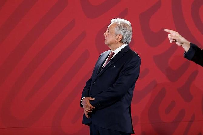 FUTURO. El mandatario mexicano enfrenta el desafío de evitar aumentar el precio del combustible en el país.