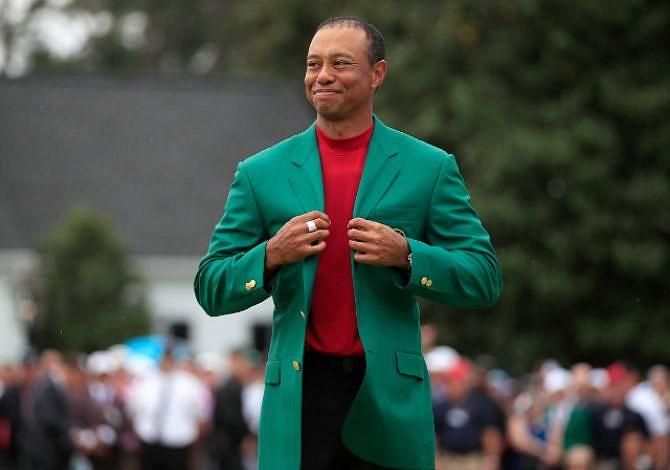 Tiger Woods se reconcilia con su mejor juego