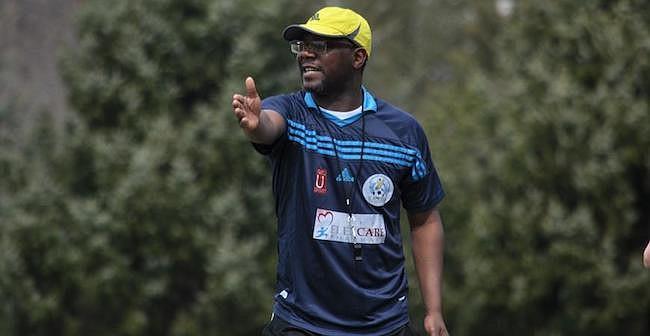 FUTBOLISTA. Agbegnigan Amouzou jugó en la Selección Nacional de Togo, África.