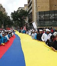 COLOMBIA - Paro Nacional en la calles este jueves pese a rechazo del Gobierno Nacional