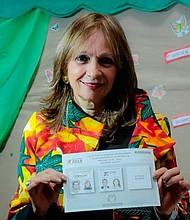 COLOMBIA. Ángela María Robledo