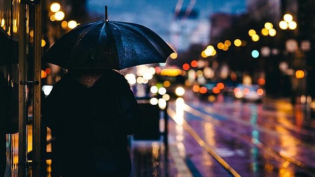 CLIMA. Imagen de referencia para el pronóstico de lluvias