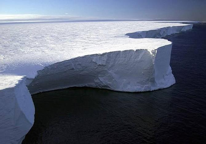 La plataforma de hielo más grande del mundo se derrite 10 veces más rápido