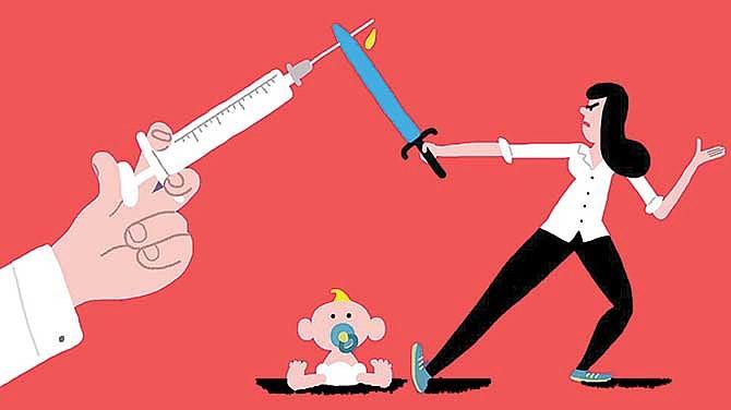 Mitos sobre las vacunas