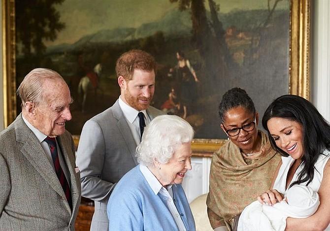 Archie, el nombre del hijo del príncipe Harry y Meghan fue un homenaje a un íntimo amigo