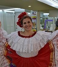 FUERZA. Después ser diagnosticada con cáncer, Jaramillo se enfocó en la danza y salió adelante con perseverancia y trabajo.