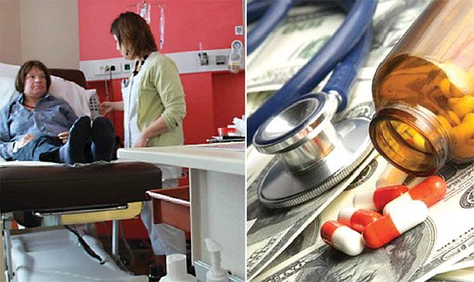 POR EL GASTO QUE DEMANDA: La salud es un lujo en este país