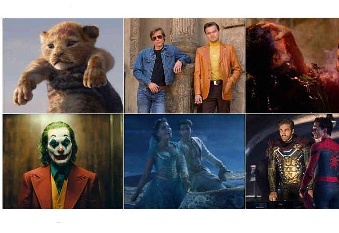 """Las películas más esperadas después de """"Avengers: Endgame"""""""