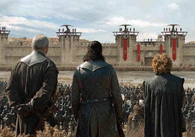 Sangre y fuego: así fue la batalla final en Game of Thrones