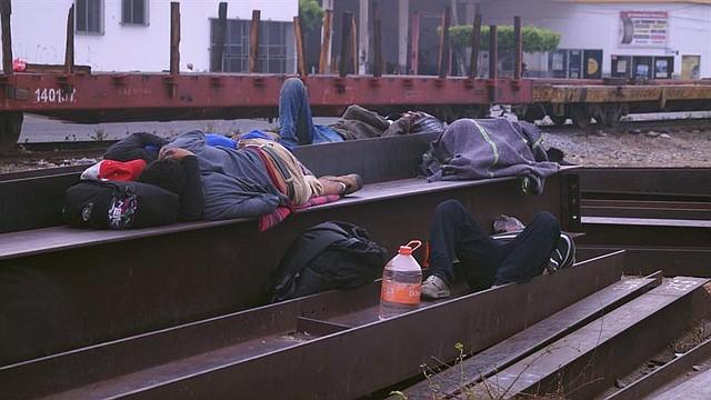 MIGRACIÓN. Migrantes en el sur de México buscan nuevas rutas en pro del sueño americano