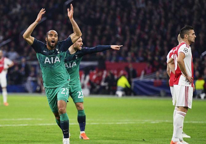 Europa vivió la magia de la Liga de Campeones en sus semifinales