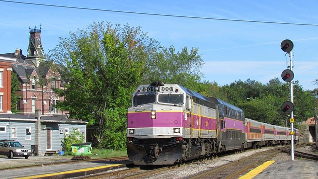 Foto: MBTA Commuter Rail Facebook