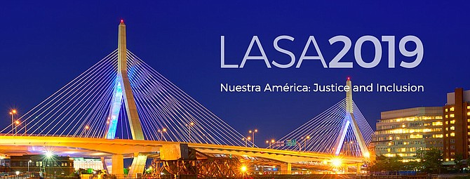 Foto: Latin American Studies Association Facebook