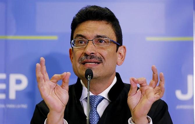 COLOMBIA. Justicia de Paz de Colombia deniega extradición de Santrich a Estados Unidos