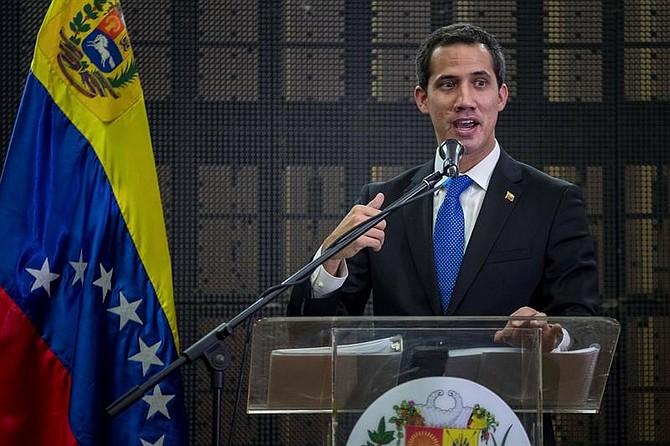 VENEZUELA. Guaidó confirmó que la oposición ha enviado a varias personas a Noruega para abordar las bases de una posible negociación con el Gobierno de Nicolás Maduro