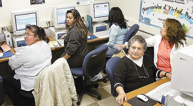 Computación para principiantes.