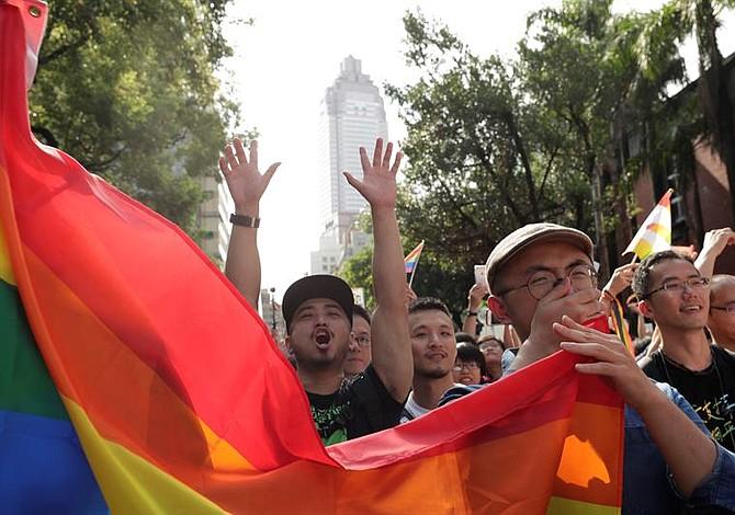 Legalizan el matrimonio homosexual en Taiwán