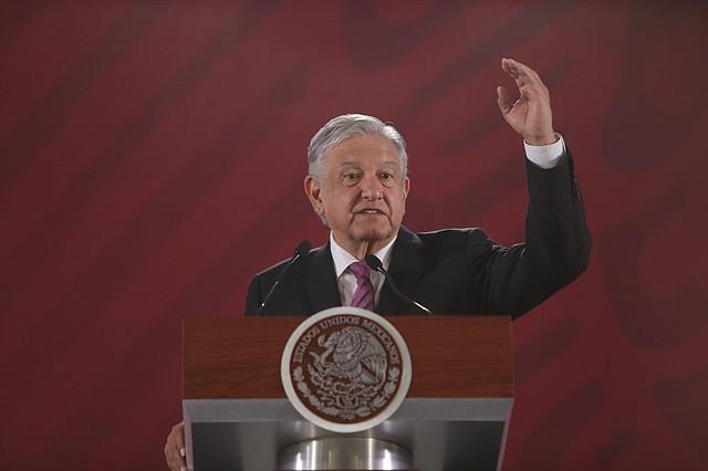 El presidente de México Andrés Manuel López Obrador ha intentado controlar a los periodistas de ese país.