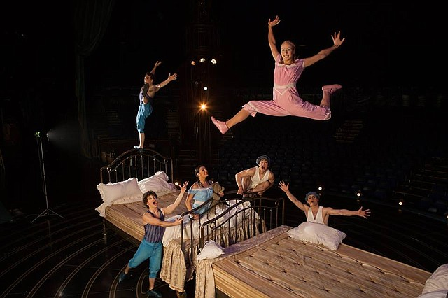 Foto: Corteo by Cirque du Soleil Facebook