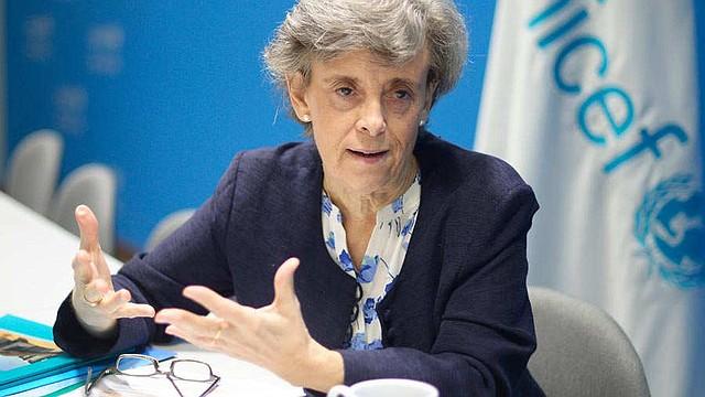 SUGERENCIA. La funcionaria destacó los avances en legislación para la erradicación de la violencia, como por ejemplo las leyes de niñez y de prevención de la violencia contra la mujer.